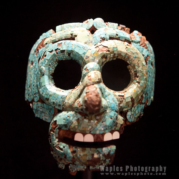 Mask made with Jade