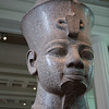 Granite head of Amenhotep III