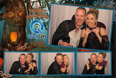 QuickCert Halloween 2015