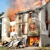 Naugatuck, CT live burn training