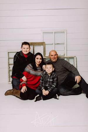 00004-©ADHPhotography2019--Bradley--ChristmasFarmhouseMini--December14