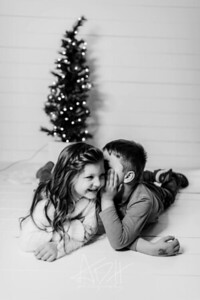 00074-©ADHPhotography2019--Hamilton--ChristmasMini--November5--bw
