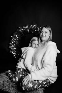 00002-©ADHPhotography2019--CrystalWest--ChristmasMini--November12--bw