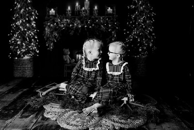 00007©ADHPhotography2020--Esch--ChristmasMini--October20bw