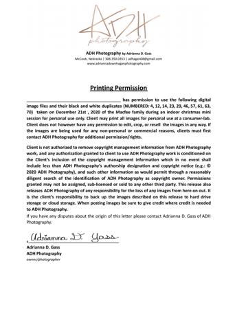 Macfee Print Release
