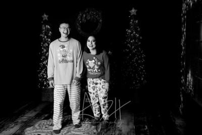 00078©ADHPhotography2020--Vang--ChristmasMini--December14bw