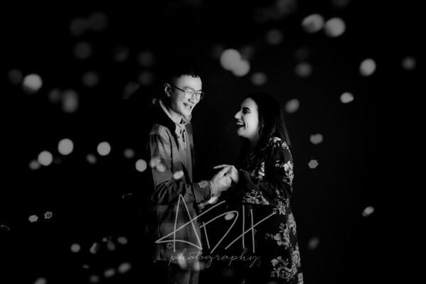 00012©ADHPhotography2020--Vang--GlitterMini--December14bw