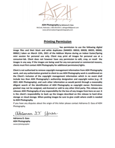 Addison Wynne Print Release