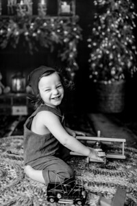 00017©ADHPhotography2020--Bburns--ChristmasMini--November16bw