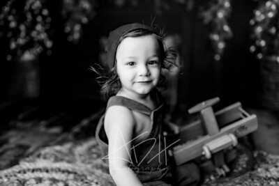 00023©ADHPhotography2020--Bburns--ChristmasMini--November16bw
