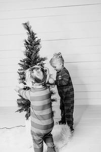 00009-©ADHPhotography2019--Esch--ChristmasMini--November1--bw