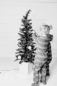 00002-©ADHPhotography2019--Esch--ChristmasMini--November1--bw