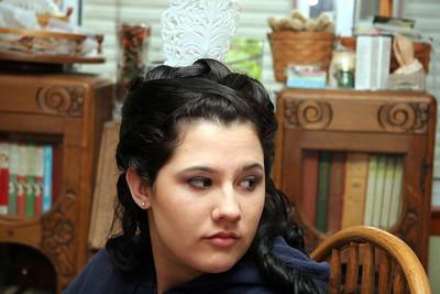 May 5, 2007 Rehearsal-Makeup