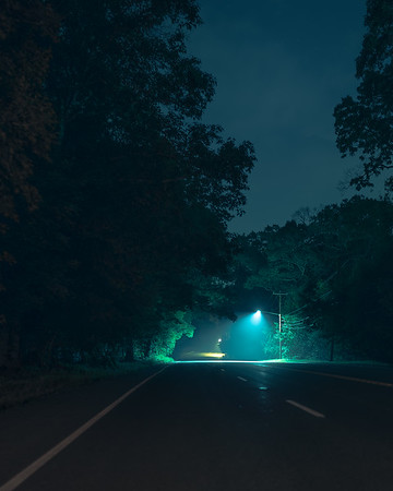Quiet Drive on Lonely Streets