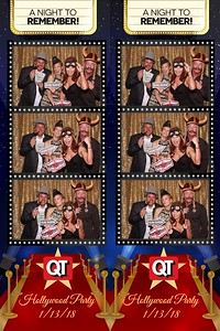 QuikTrip Hollywood Party