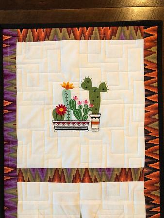 Cacti Wall Hanging