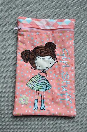 Girl Stuff Bags