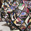 The Fitchburg Senior Center is hold a three day quilt exhibition at their center that started Tuesday, August 20, 2019. This quilt in the show was on loan from the Fitchburg Historical Society. SENTINEL & ENTERPRISE/JOHN LOVE