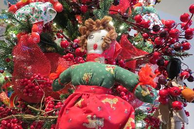 granny yount christmas doll