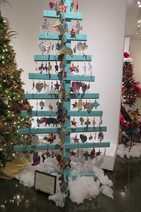 jeanelle's grandson made this tree