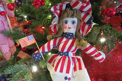 granny yount fourth of july doll