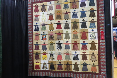 another quilt at the show