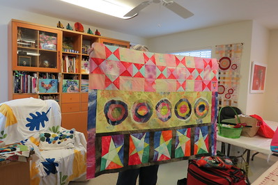 This is Cissys quilt