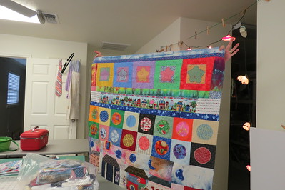 This is Suzanne's quilt