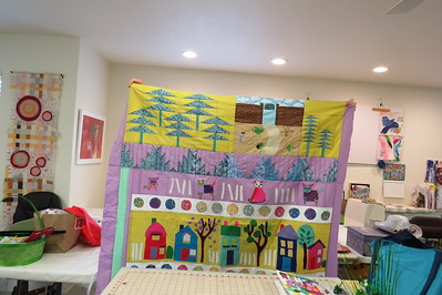 This is Jeanelle's quilt