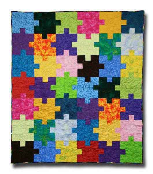 Charlene's quilt 1