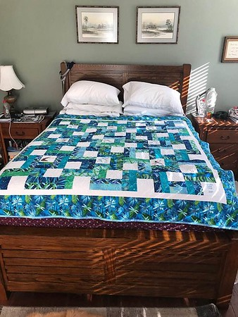 Dragonfly Quilt