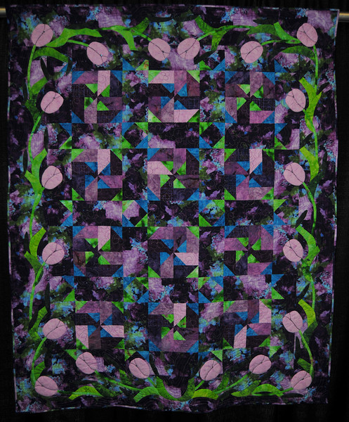 Purple Tribute<br /> by Ilene Bartos