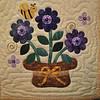 Folk Art Flowers<br /> by Cindy Thomas and Sonya Chinn