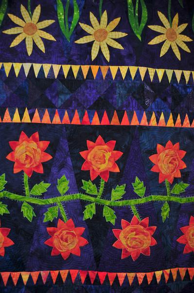 Night Flowers<br /> by Barbara Holtzman
