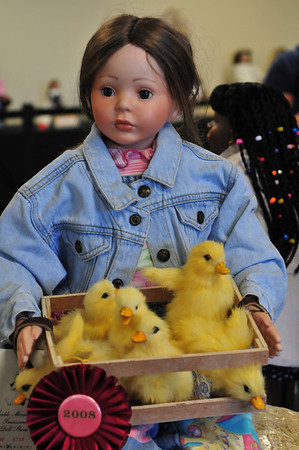 A Final Best of Show<br /> Table Mountain Treasures Doll Show