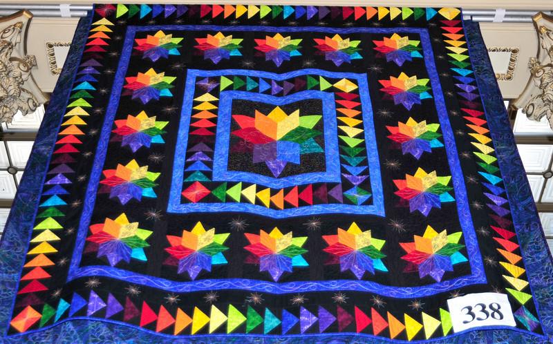 Color Spectrum, Carolyn Hemphill