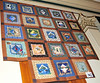 Anniversary Quilt, Kathy Metcalfe