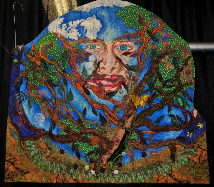 """Greening Mother Earth"" by Vinda Robison"