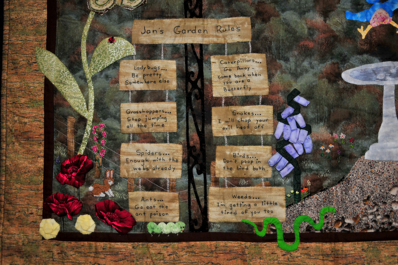 """Granny Jan's Garden"" by Ruth Sawyer"