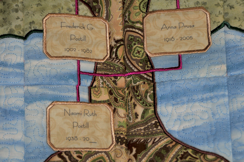 """Family Tree"" by Naomi Pabich"