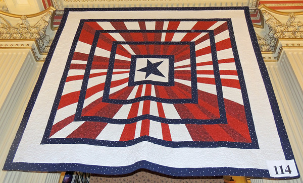 2013 Quilts at the Capitol