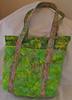 first green batik project