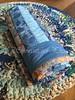 Jelly Shelly on Crocheted Selvedge Mandala Rug