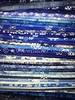 54 Blue Snowflake Fabrics!