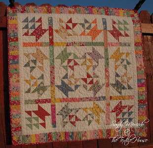 Finished Quilts - 2010