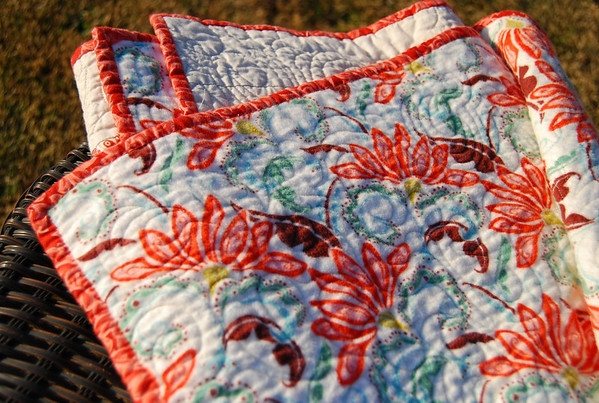 Finished Quilts 2011
