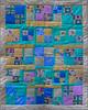 2004 Project Linus panel patchwork quilt