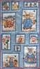 2004 Project Linus Bunny panel quilt