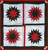 1988/11 Christmas Star Table Topper