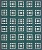 1987 Churn Dash queen quilt